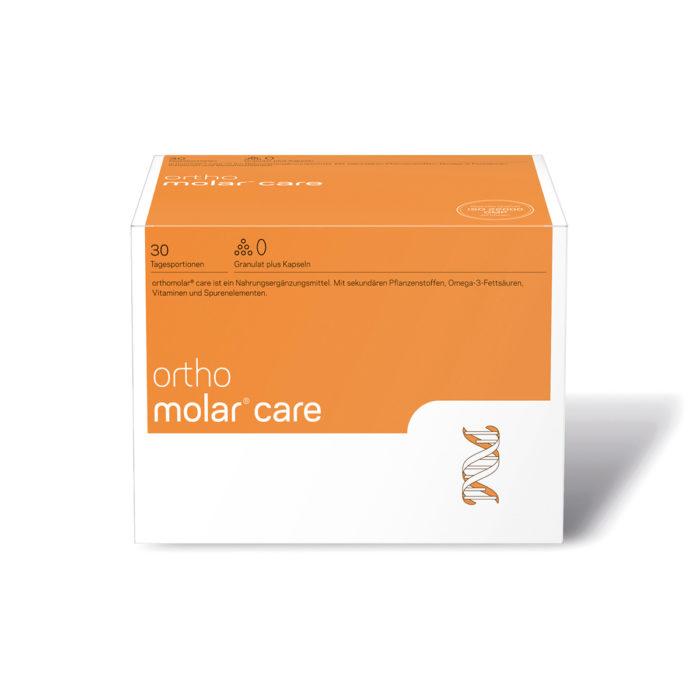 orthomed orthomolar® care Granulat/Kapseln 30er