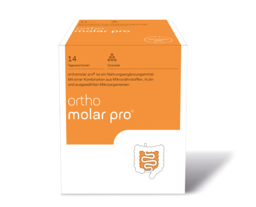 orthomed orthomolar pro® Granulat 14er